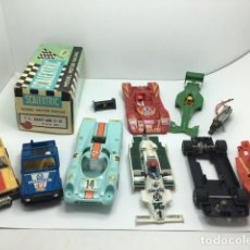 Scalextric: LOTE SLOT EXIN. Lote 269693978