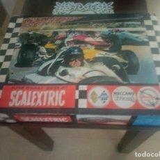 Scalextric: SCALEXTRIC MECCANO. Lote 270891318