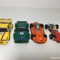 Scalextric: SCALEXTRIC LOTE 2 BMW M1,MC LAREN Y SIGMA EXÍN. Lote 270900173