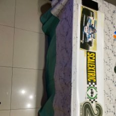 Scalextric: CARTEL SCALEXTRIC 20 AÑOS, 1962-1982. Lote 270926363
