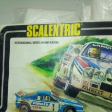 Scalextric: ~~~~ SCALEXTRIC RC 56, LANCIA RALLY ~~~~. Lote 271423578