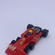 Scalextric: TYRRELL P-34 COCHE SLOT SCALEXTRIC EXIN REF: 4054. Lote 273760648