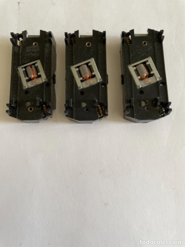 Scalextric: SCX. STS. 4X4 TRES CHASIS CON MOTOR - Foto 2 - 275139878