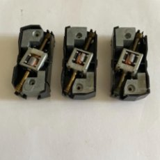 Scalextric: SCX. STS. 4X4 TRES CHASIS CON MOTOR. Lote 275140038