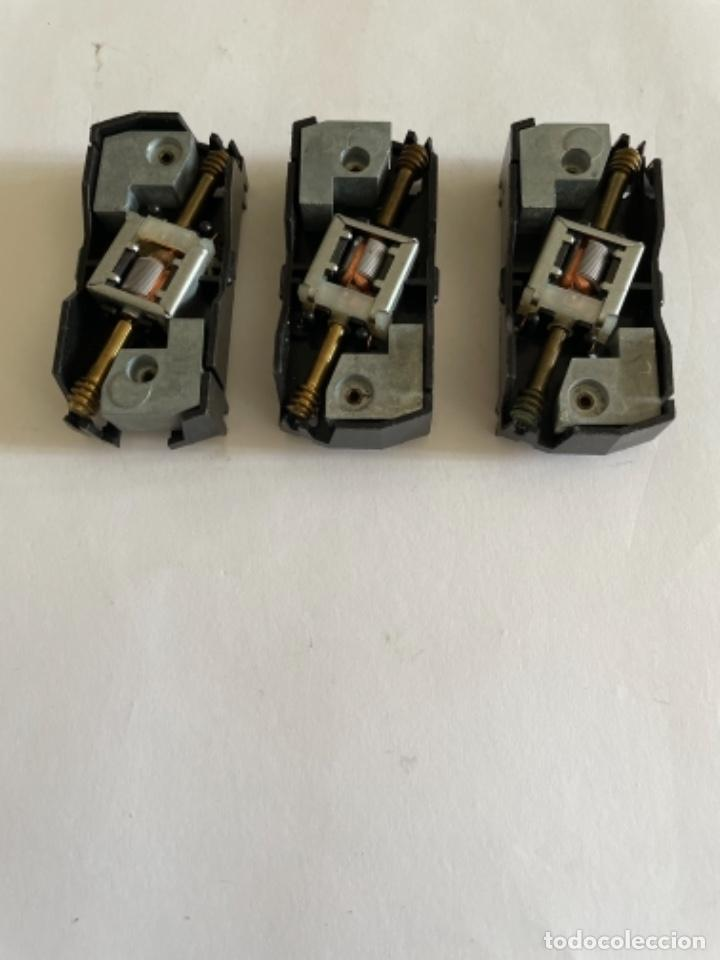 SCX. STS. 4X4 TRES CHASIS CON MOTOR (Juguetes - Slot Cars - Scalextric Exin)