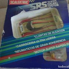 Scalextric: SCALEXTRIC LANCIA LC 2 TOTIP, REF 7030, CON CAJA, SUS ACCESORIOS Y CATÁLOGO SRS, AÑOS 90. Lote 275714083