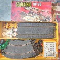 Scalextric: SCALEXTRIC GP-2 INTERNACIONAL MODEL MOTOR RACING . TAL CUAL COMO SE VE EN FOTOS. Lote 276125633