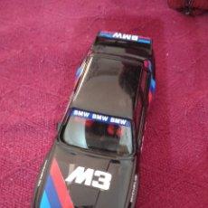 Scalextric: EXIN SCALEXTRIC BMW M3 NEGRO MUY BUEN ESTADO SIN CAJA. Lote 276559263