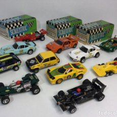 Scalextric: SCALEXTRIC LOTE COCHES EXÍN Nº1. Lote 276786808
