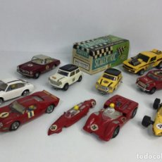 Scalextric: SCALEXTRIC LOTE COCHES EXÍN Nº2. Lote 276787503