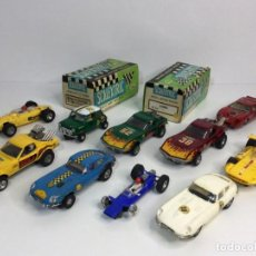 Scalextric: SCALEXTRIC LOTE COCHES EXÍN Nº4. Lote 276789283
