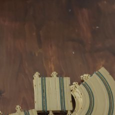 Scalextric: LOTE 23 PIEZAS DE PISTA SCALEXTRIC STS 4×4 EXIN .NO TYCO NO SRS. Lote 276801248