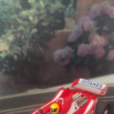 Scalextric: LIGIER JS 11 EXIN SCALEXTRIC IMPECABLE REF 4060 SPAIN. Lote 277008378