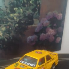 Scalextric: BMW M3 E30 SCALEXTRIC EXIN AMARILLO SPAIN (COLOR DIFICIL) NO PAYA NINCO RICO. Lote 277011868
