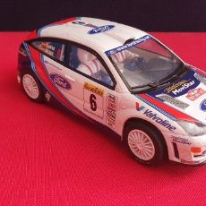 Scalextric: COCHE FORD FOCUS WRC HORNBY SCALEXTRIC SIN PROBAR MADE IN CHINA. Lote 277040368