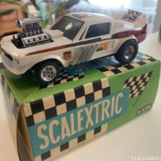 Scalextric: FORD MUSTANG DRAGSTER. Lote 277119853
