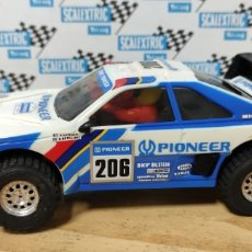 Scalextric: PEUGEOT 405 TT BLANCO SCALEXTRIC EXIN. Lote 277184473