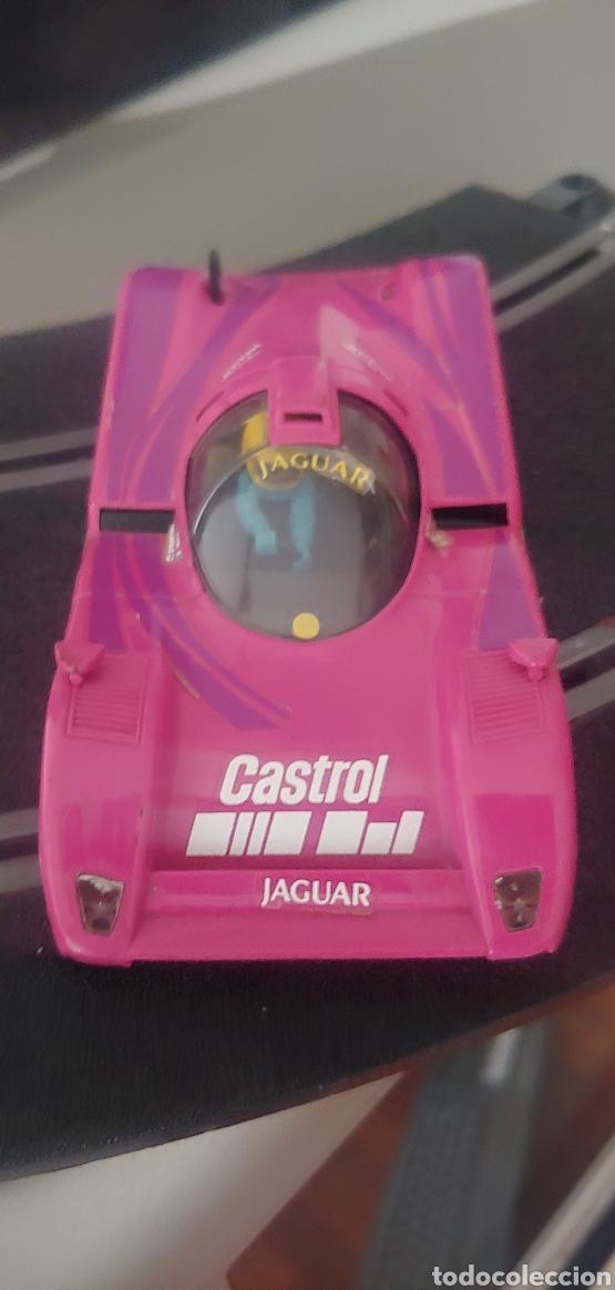 JAGUAR CASTROL SRS EXIN SCALEXTRIC NO RICO PAYA (Juguetes - Slot Cars - Scalextric Exin)