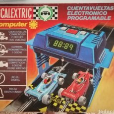 Scalextric: SCALEXTRIC COMPUTER. Lote 277628878