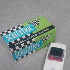 Scalextric: MERCEDES 250 SL - REF. C-32 - EXIN - SCALEXTRIC - MADE IN SPAIN - TODO ORIGINAL. Lote 283288898