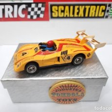 Scalextric: SCALEXTRIC RENAULT ALPINE EXIN. Lote 283896133
