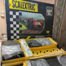 Scalextric: SCALEXTRIC EXIN GP84 ORIGINAL CAJA Y ACCESORIOS. Lote 284153053
