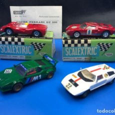 Scalextric: SCALEXTRIC EXIN VER FOTOS. Lote 286457038