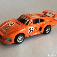 Scalextric: SCALEXTRIC PORCHE 935 JAGERMEISTER NARANJA. Lote 286928363