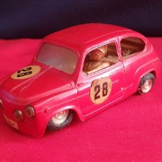 Scalextric: COCHE SEAT T.C.600 TRIANG SCALEXTRIC. TAL CUAL COMO SE VE EN FOTOS. Lote 287683663