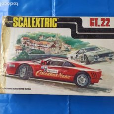 Scalextric: SCALEXTRIC GT22. Lote 287705453