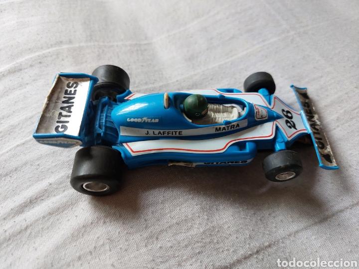 Scalextric: Ligier gitanes f1 polistil años 80 slot , scalextric,poly - Foto 3 - 287747388