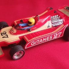 Scalextric: COCHE LIGIER JS 11 REF 4060 SCALEXTRIC MADE IN SPAIN. Lote 287883578