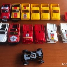 Scalextric: SCALEXTRIC EXIN STS LOTE DESGUACE. Lote 287965348