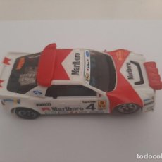 Scalextric: COCHE FORD RS 200 .SCALEXTRIC.MADE IN SPAIN.FUNCIONANDO.. Lote 287998093