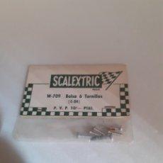 Scalextric: SCALEXTRIC EXIN BOLSITA TORNILLOS C 34 JAGUAR ORIGINAL. Lote 287999763