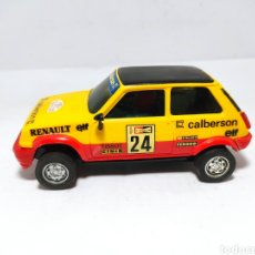 Scalextric: SCALEXTRIC RENAULT 5 COPA CARLBERSON EXIN. Lote 288226788
