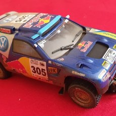 Scalextric: COCHE VOLKSWAGEN RACER - TOUAREG MADE IN CHINA. Lote 288344628