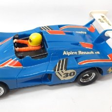 Scalextric: RENAULT ALPINE 2000 TURBO SCALEXTRIC EXIN 1:32 SPAIN. Lote 289470093