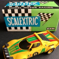 Scalextric: SCALEXTRIC COCHE LANCIA STRATOS REF:4055. Lote 289671153
