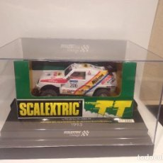 Scalextric: SCALEXTRIC VINTAGE MITSUBISHI PAJERO TT. Lote 289893383