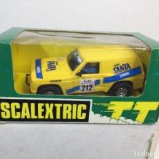 Scalextric: SCALEXTRIC PATROL FANTA CON SU CAJA EXÍN. Lote 289905508