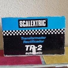 Scalextric: SCALEXTRIC. CAJA DE TRANSFORMADOR-RECTIFICADOR.. Lote 290057668