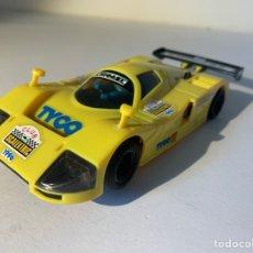 Scalextric: SCALEXTRIC SPAIN 9315C MAZDA CLUB CAR 1996 YELLOW TYCO MINT BOXED SCX. Lote 292021313