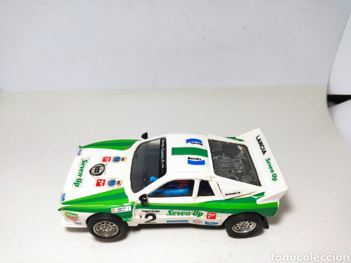 Scalextric: SCALEXTRIC LANCIA 037 SEVEN UP EXIN - Foto 2 - 293543783
