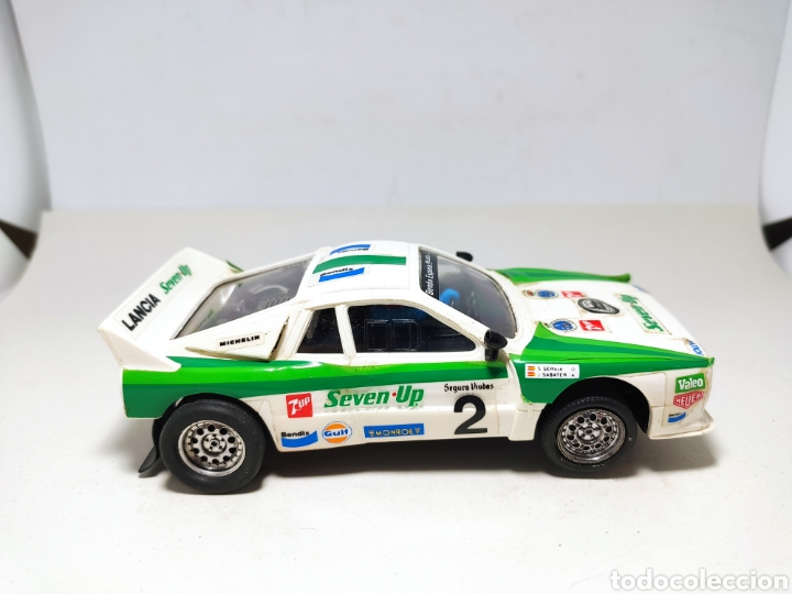 Scalextric: SCALEXTRIC LANCIA 037 SEVEN UP EXIN - Foto 4 - 293543783