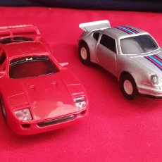 Scalextric: LOTE 2 COCHES SCALEXTRIC. Lote 293604353