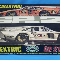 Scalextric: SCALEXTRIC GP.21 EXIN. Lote 293939868