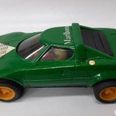 Scalextric: LANCIA STRATOS SCALEXTRIC EXIN SIN MOTOR 1:32 MADE IN SPAIN. Lote 295502333