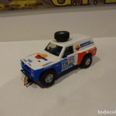 Scalextric: SCALEXTRIC. EXIN. NISSAN PATROL REPSOL. Lote 295794188
