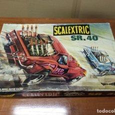 Scalextric: CIRCUITO SCALEXTRIC SR-40. Lote 295976343